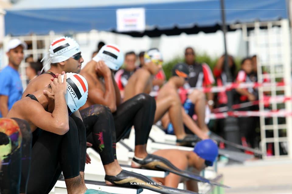 السباحة والزعانف 2