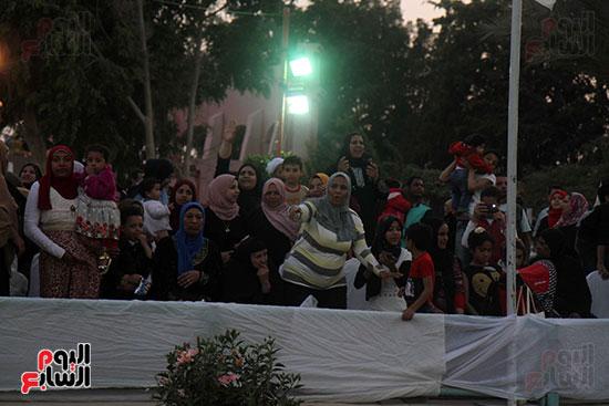 صور حفل زفاف جماعى لـ120 عريس وعروسة داخل دريم بارك فى يوم اليتيم (31)