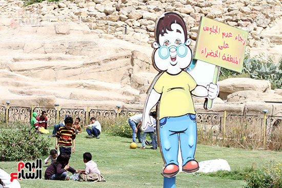 صور حتفالات كبرى لـ10 آلاف طفل يتيم بمدينة الألعاب دريم بارك (19)