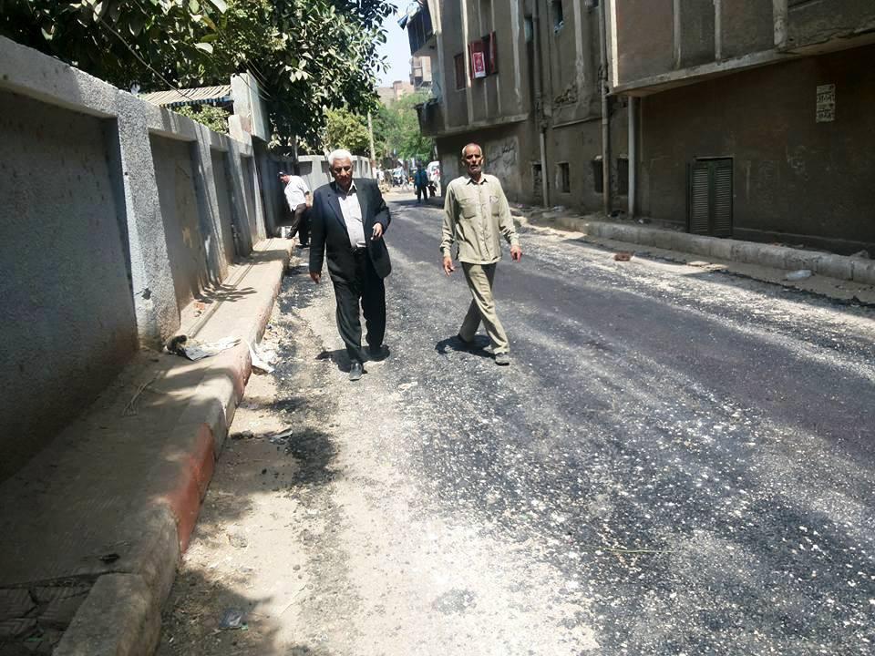 اعمال ترميمات الشوارع بالمراغة (7)