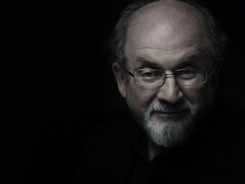 سلمان رشدى