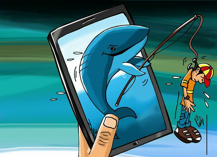 الحوت الأزرق