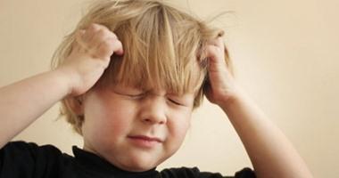 صدمات رأس الأطفال