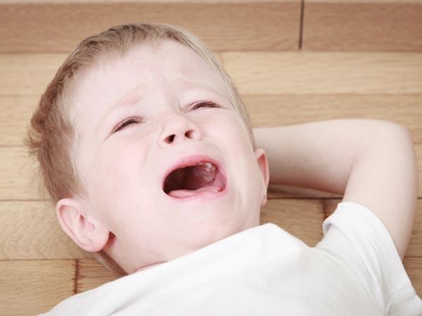 صدمات الرأس عند الأطفال