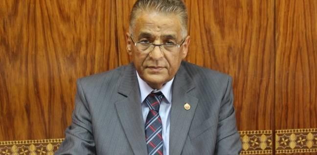 إبراهيم شاهين وكيل المعلمين