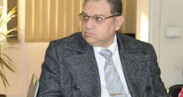 الدكتور خالد سمير عضو نقابة الأطباء السابق
