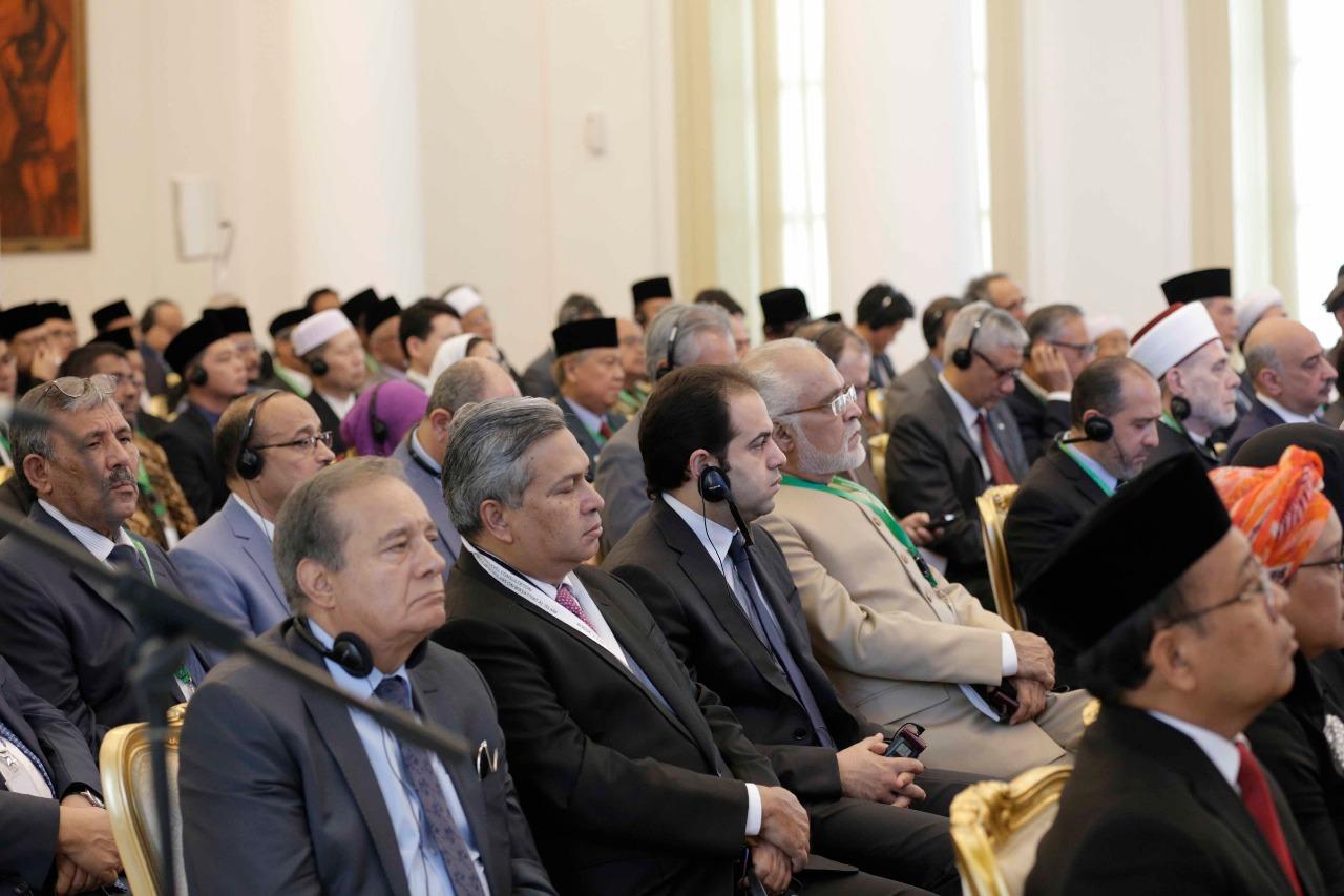 جانب من اللقاء التشاوري العالمي حول وسطية الإسلام في إندونيسيا (6)