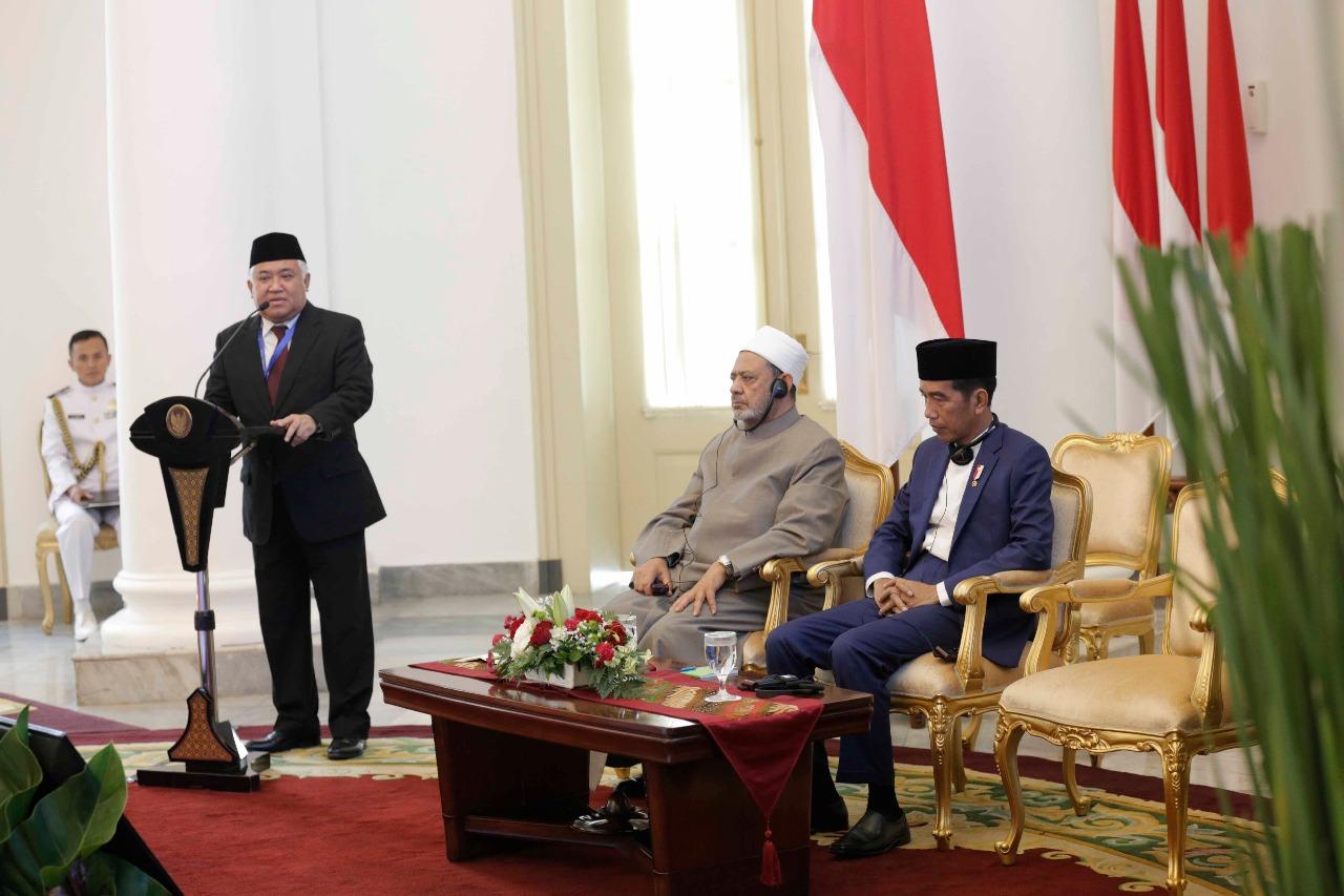 اللقاء التشاوري العالمي حول وسطية الإسلام في إندونيسيا (3)