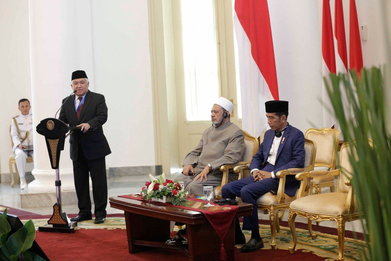 اللقاء التشاوري العالمي حول وسطية الإسلام في إندونيسيا (2)