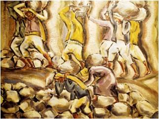 لوحة انجي افلاطون 5