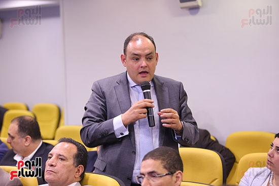 ندوة ائتلاف دعم مصر مع اليوم السابع (4)