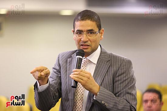 ندوة ائتلاف دعم مصر مع اليوم السابع (17)