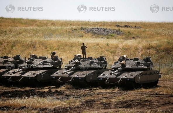 قوات الجيش الإسرائيلى