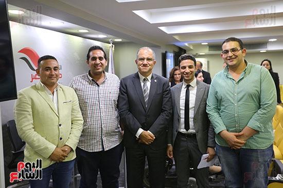 ندوة ائتلاف دعم مصر مع صحيفة الندى (30)
