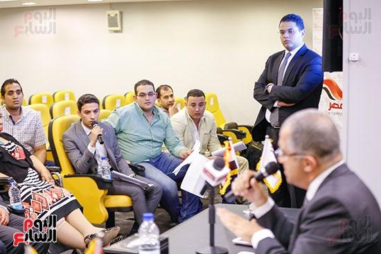 ندوة ائتلاف دعم مصر مع صحيفة الندى (19)