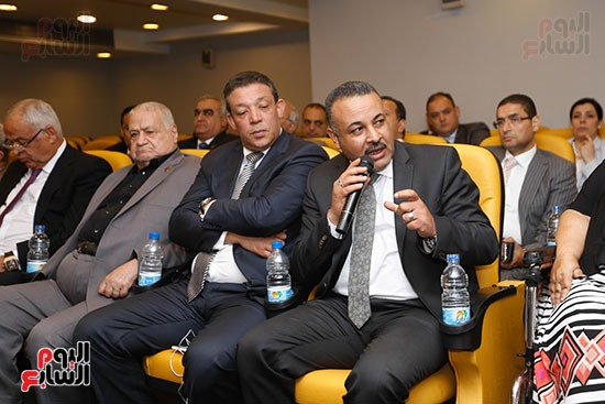 ندوة ائتلاف دعم مصر مع صحيفة الندى (29)