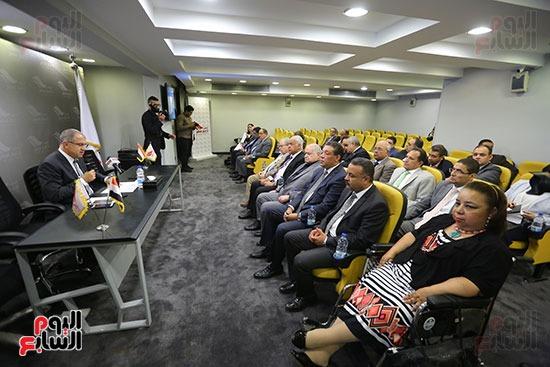 ندوة ائتلاف دعم مصر مع صحيفة الندى (15)