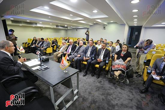 ندوة ائتلاف دعم مصر مع صحيفة الندى (27)