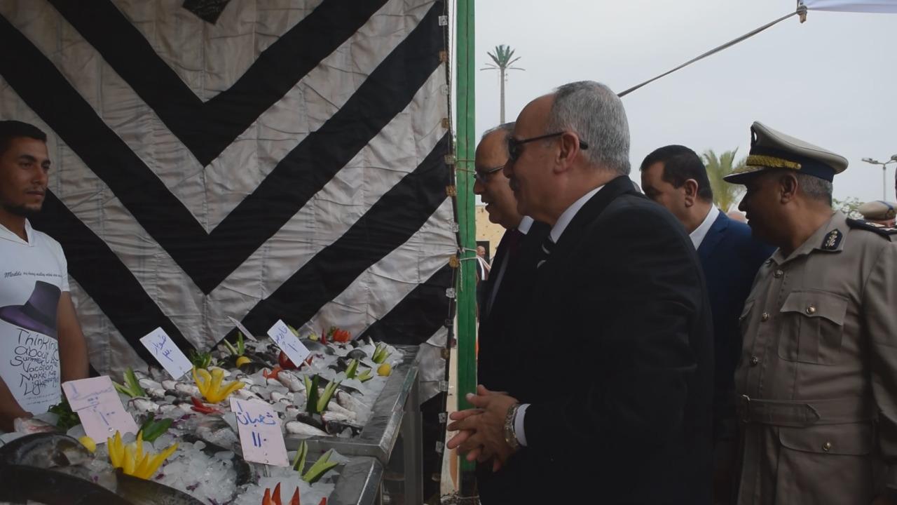 2- جانب من المعرض بكفر الشيخ