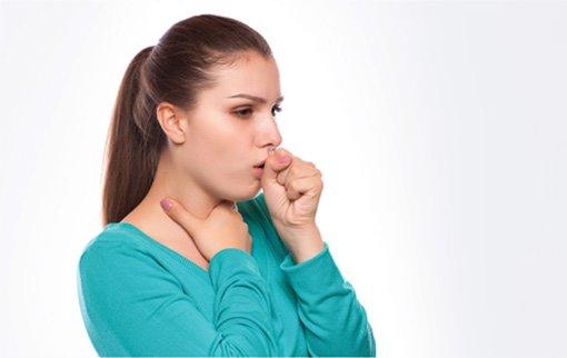 علاج الكحة بطرق سهلة