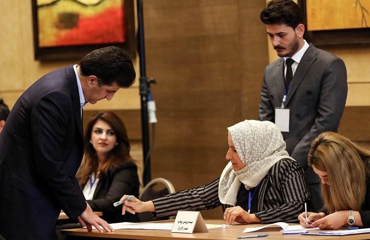 مشاركة رئيس حكومة إقليم كردستان