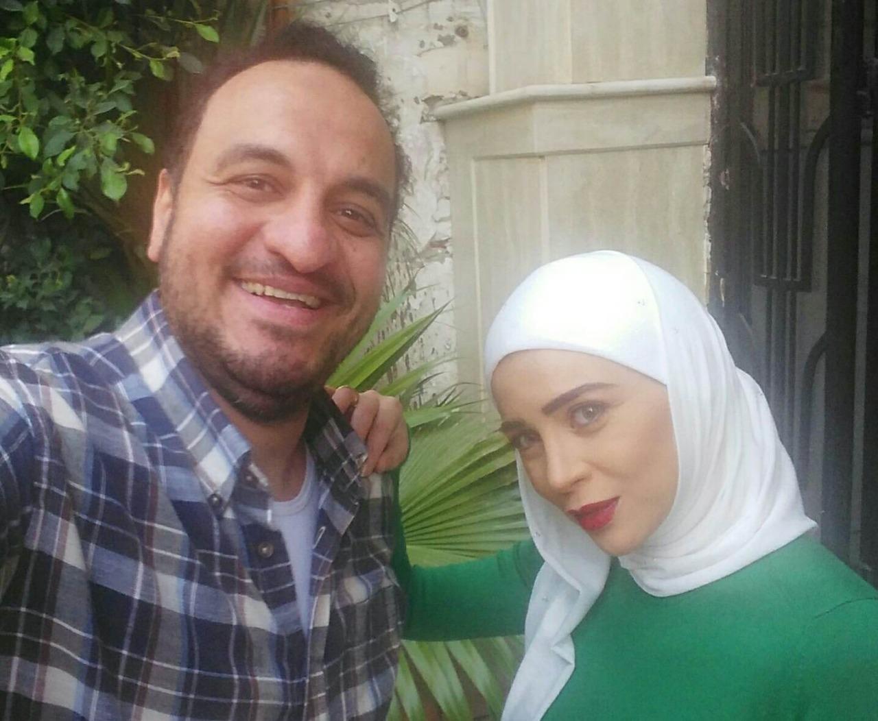 مى عز الدين وهشام اسماعيل