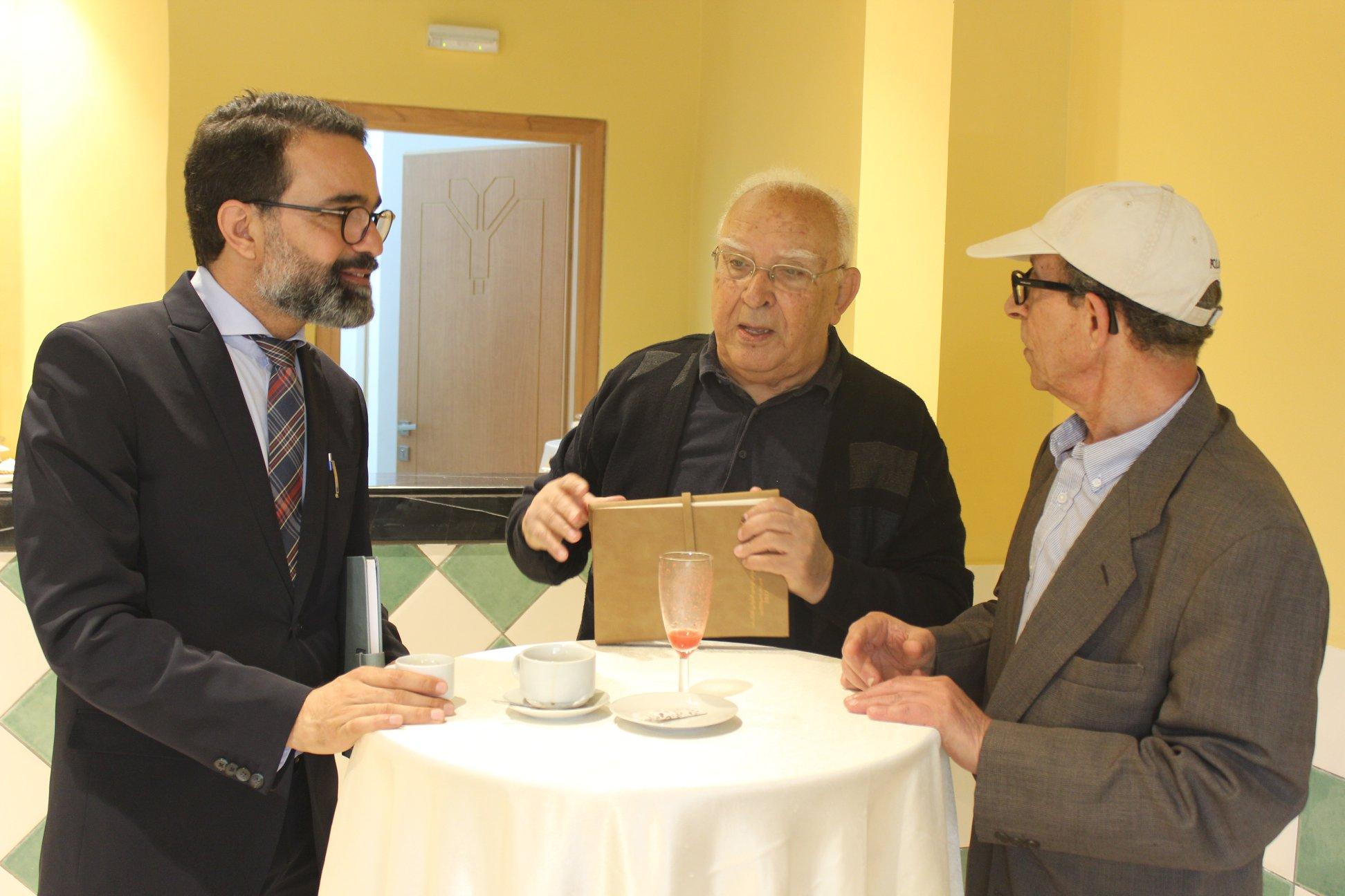الاجتماع التشاورى الأول لـ بيت الرواية فى تونس (12)