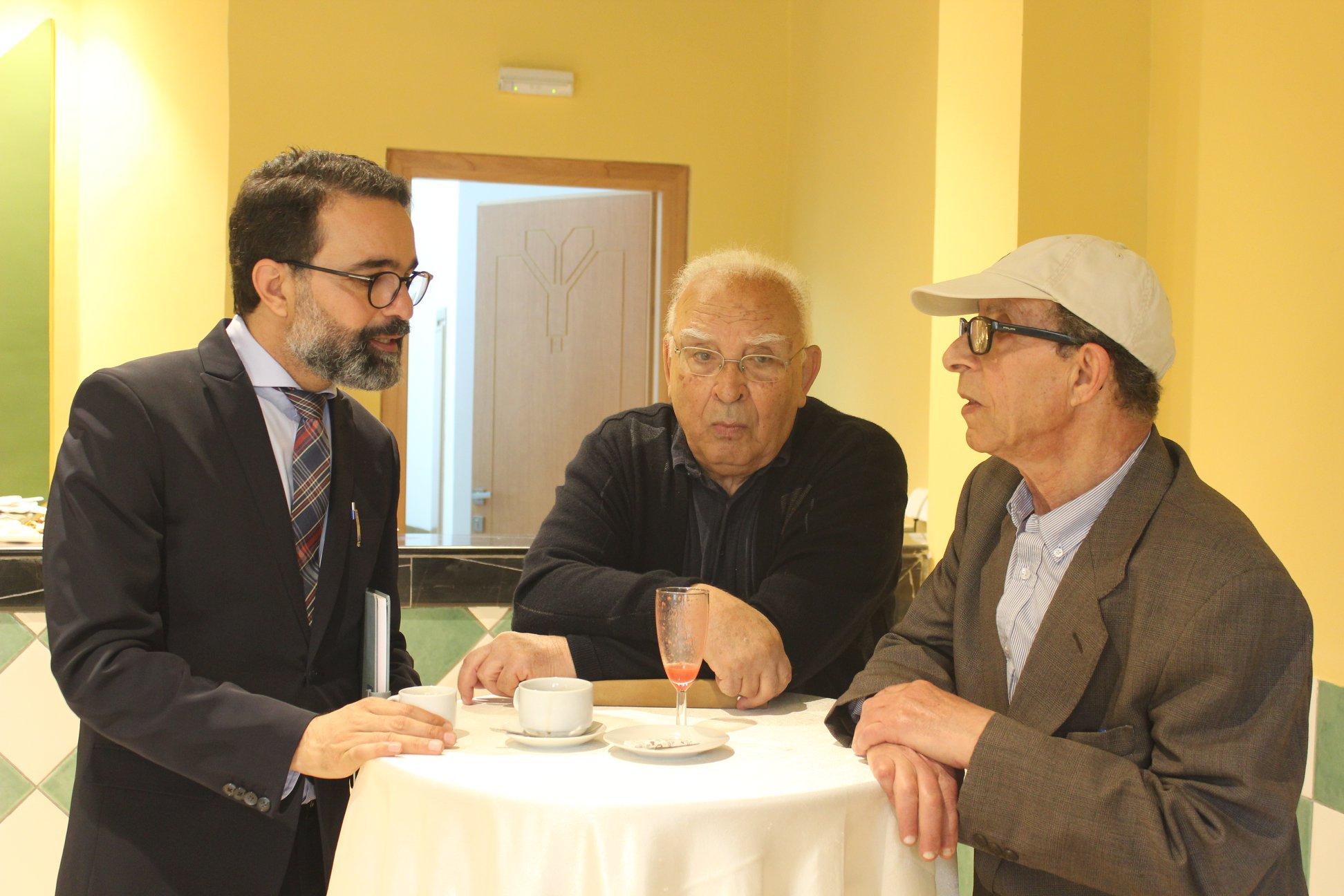 الاجتماع التشاورى الأول لـ بيت الرواية فى تونس (7)