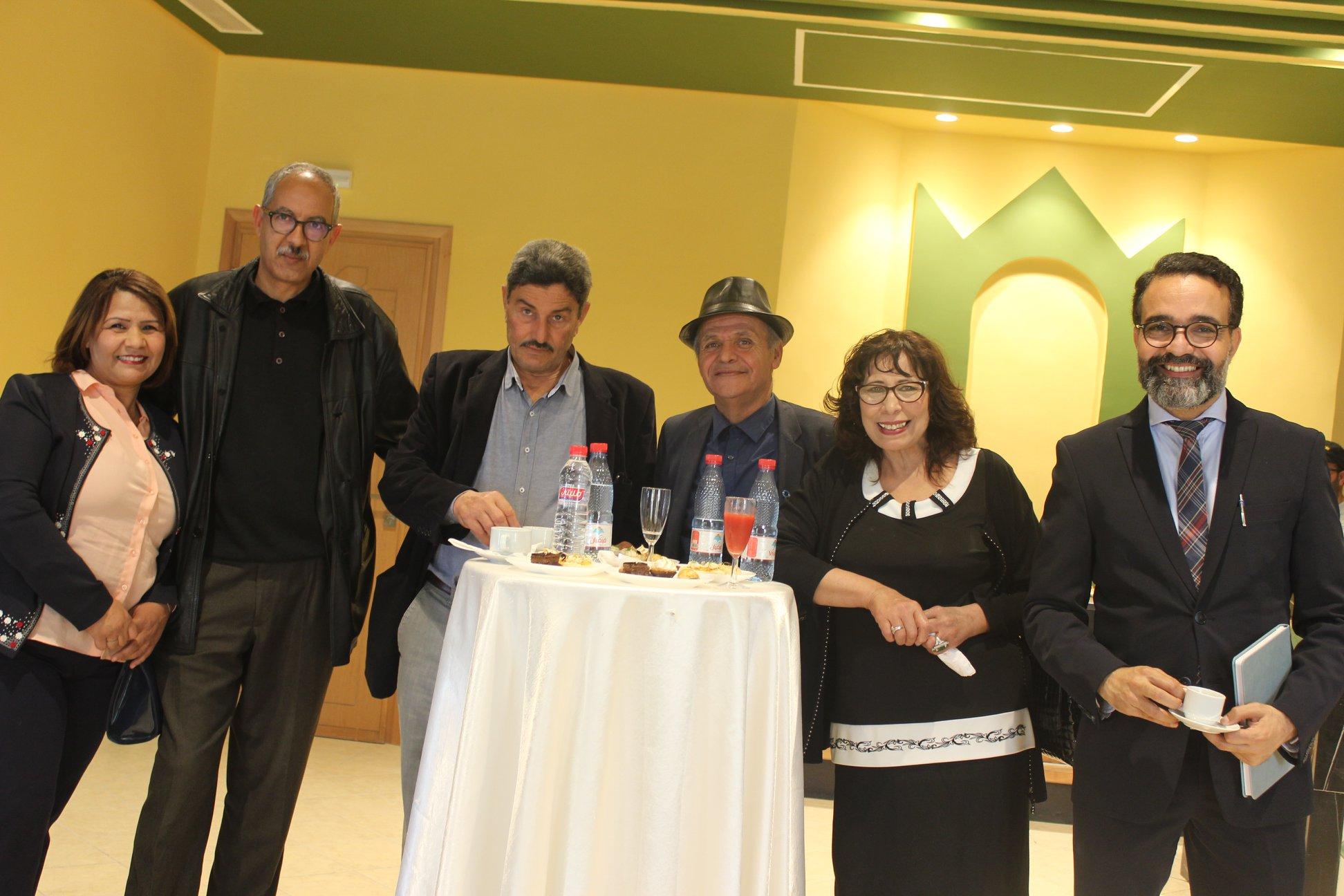 الاجتماع التشاورى الأول لـ بيت الرواية فى تونس (14)