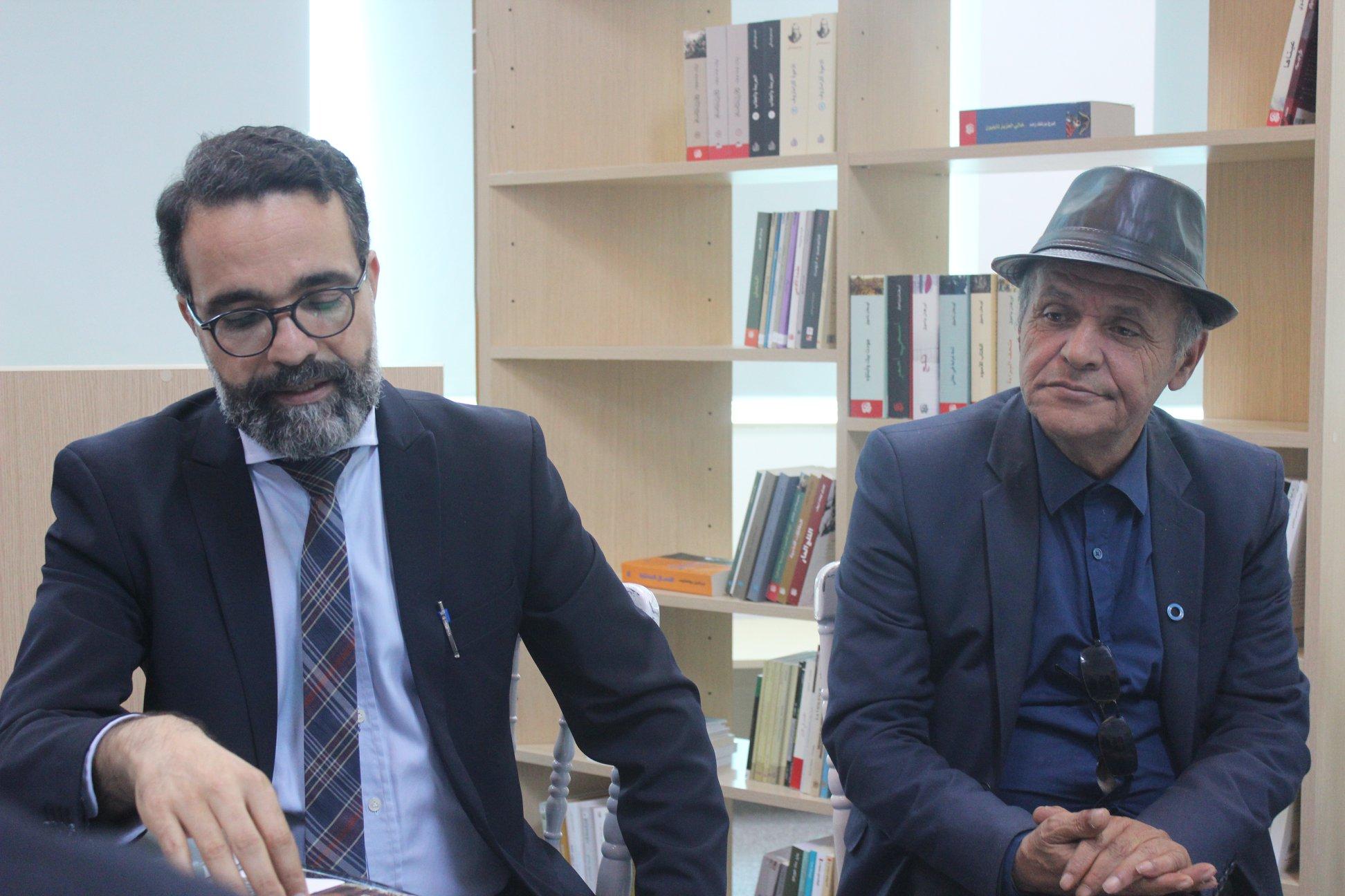 الاجتماع التشاورى الأول لـ بيت الرواية فى تونس (10)