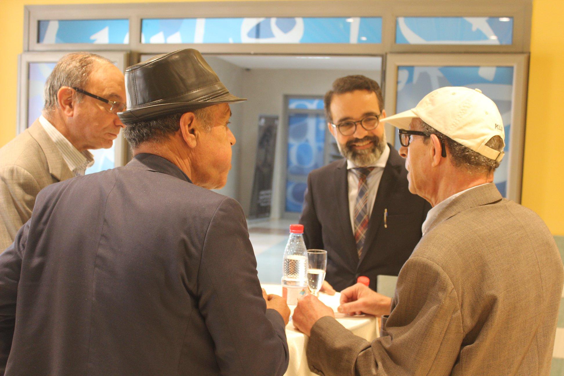 الاجتماع التشاورى الأول لـ بيت الرواية فى تونس (9)