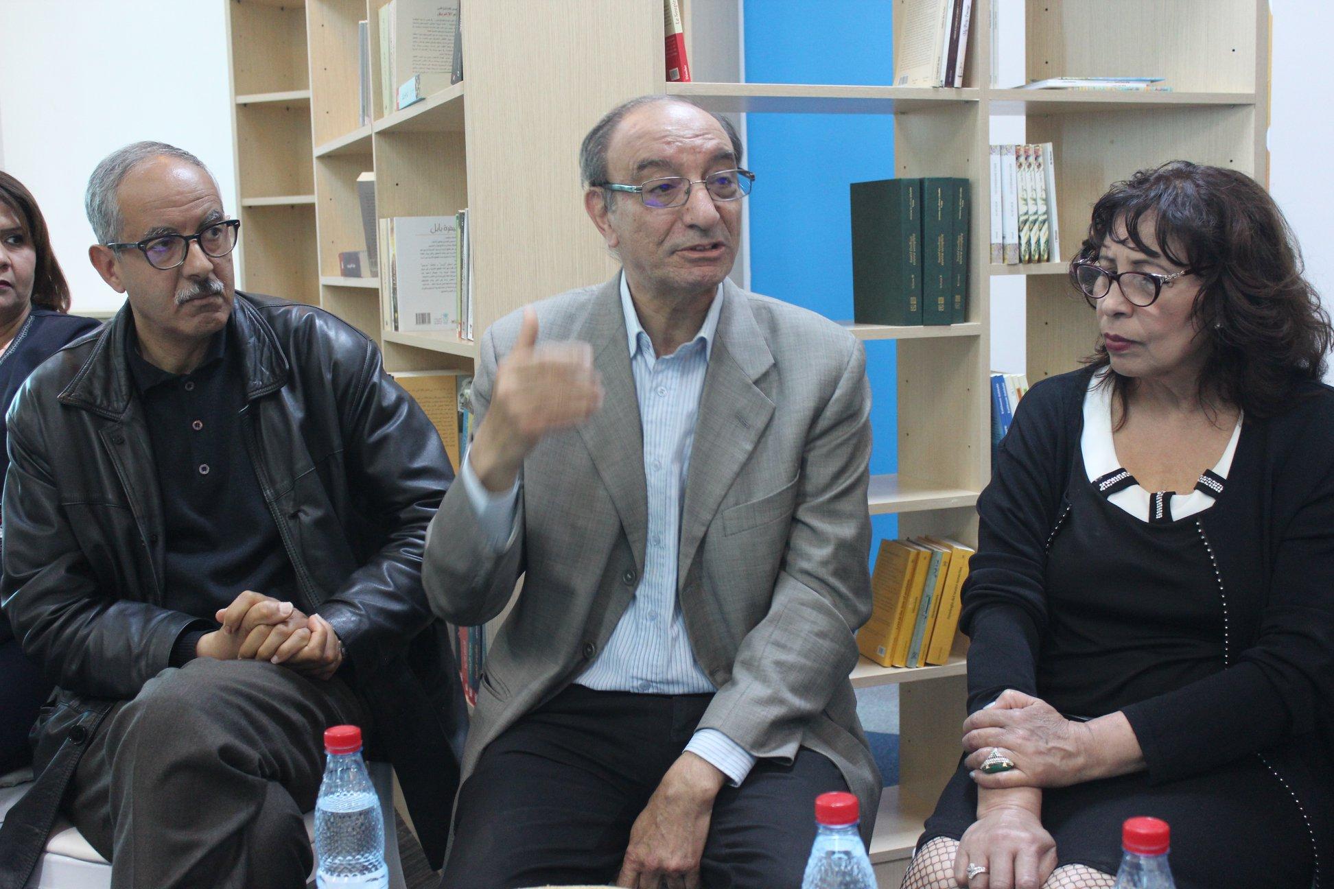 الاجتماع التشاورى الأول لـ بيت الرواية فى تونس (4)