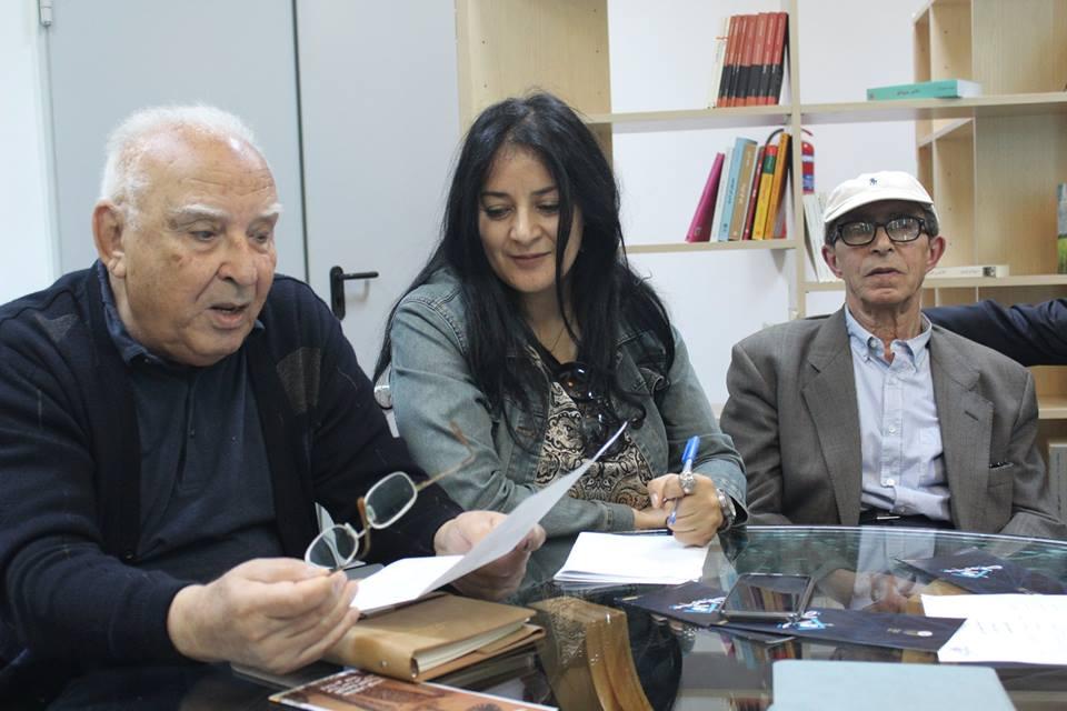 الاجتماع التشاورى الأول لـ بيت الرواية فى تونس (5)