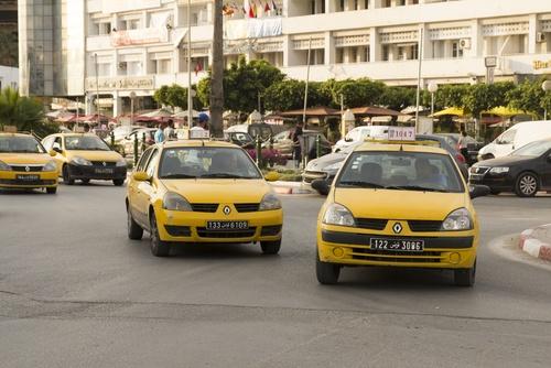 تاكسى تونس