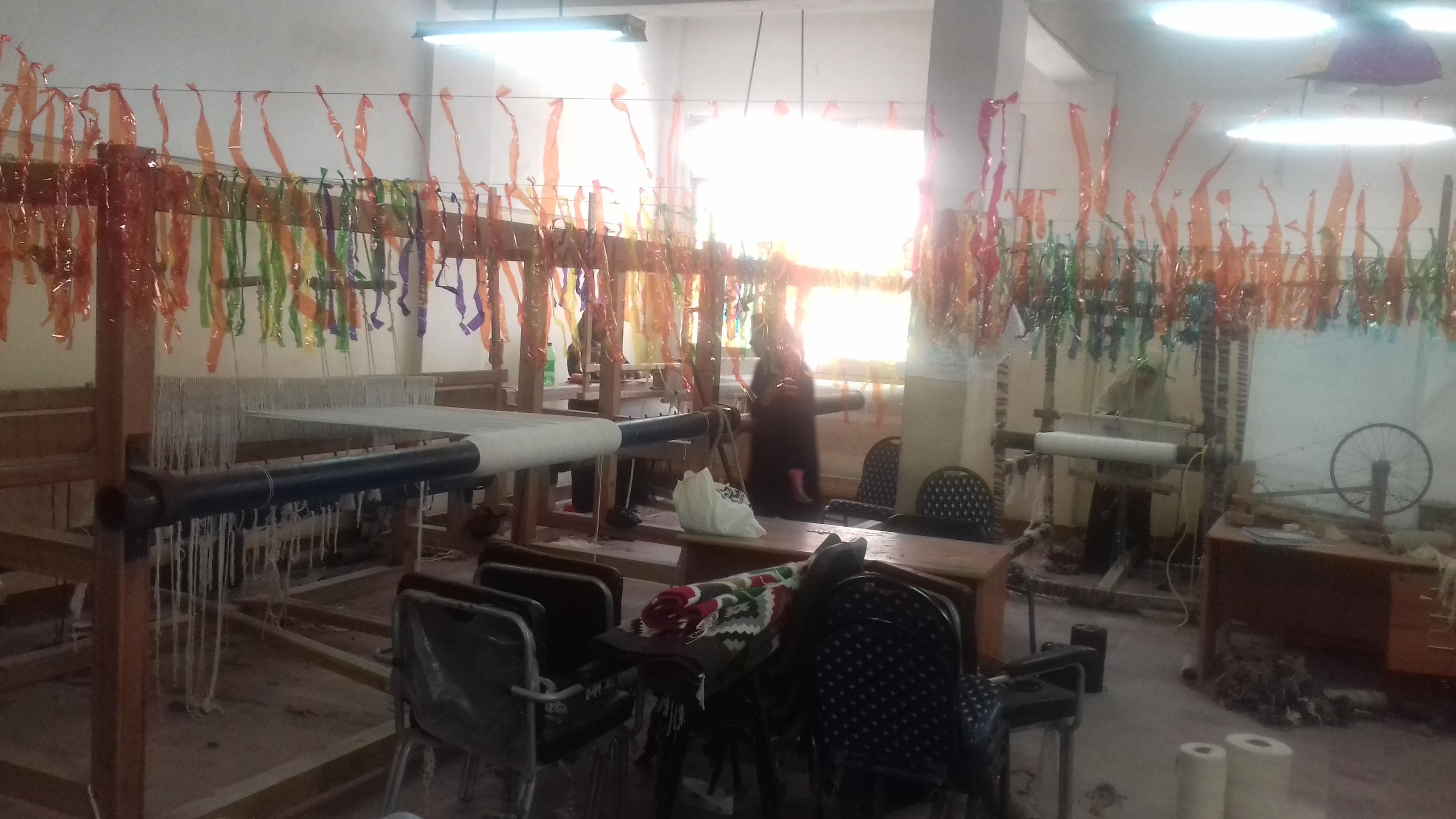 9- مشغل بمركز التدريب