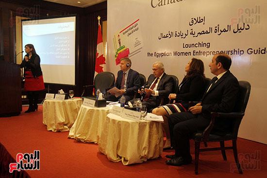 صور مؤتمر المرأه المصريه (8)