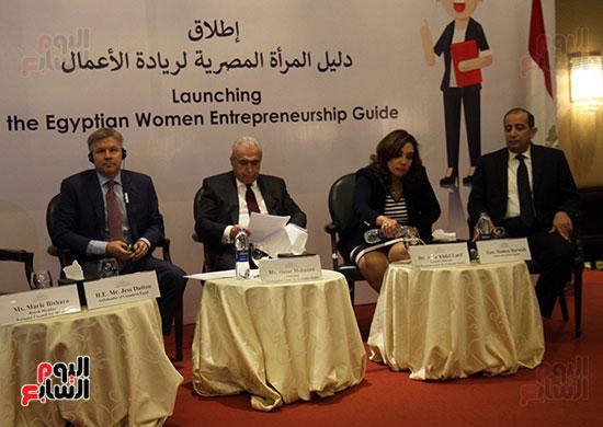 صور مؤتمر المرأه المصريه (2)