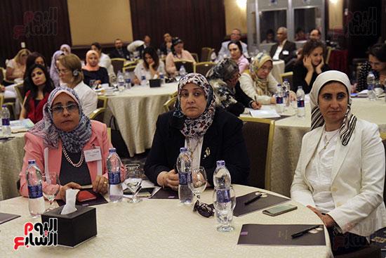 صور مؤتمر المرأه المصريه (6)