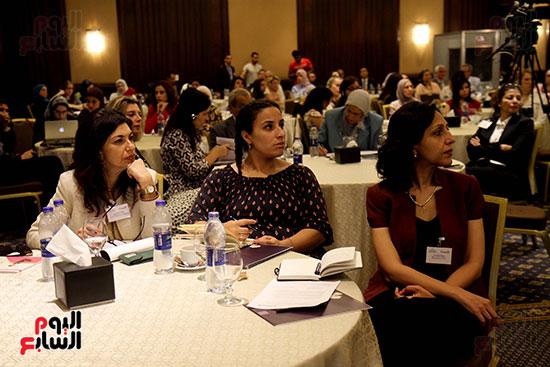 صور مؤتمر المرأه المصريه (9)
