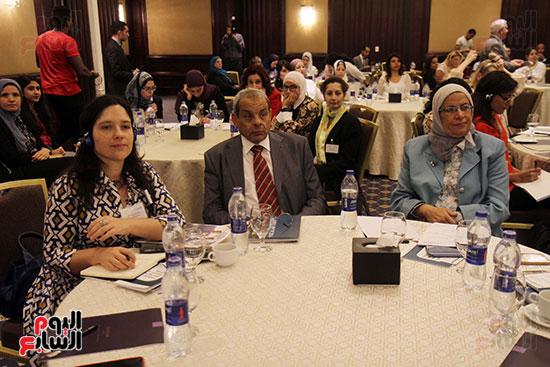 صور مؤتمر المرأه المصريه (7)