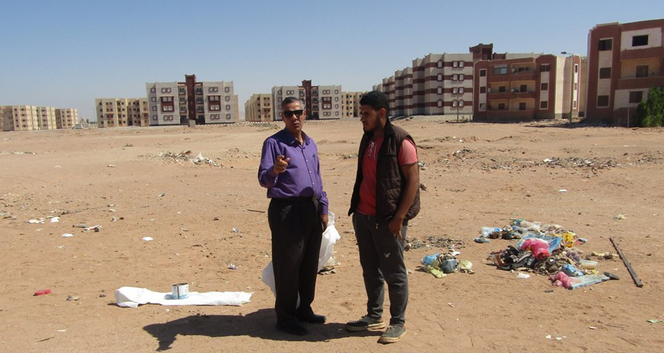 حملات نظافة بمدينة أبورديس (2)