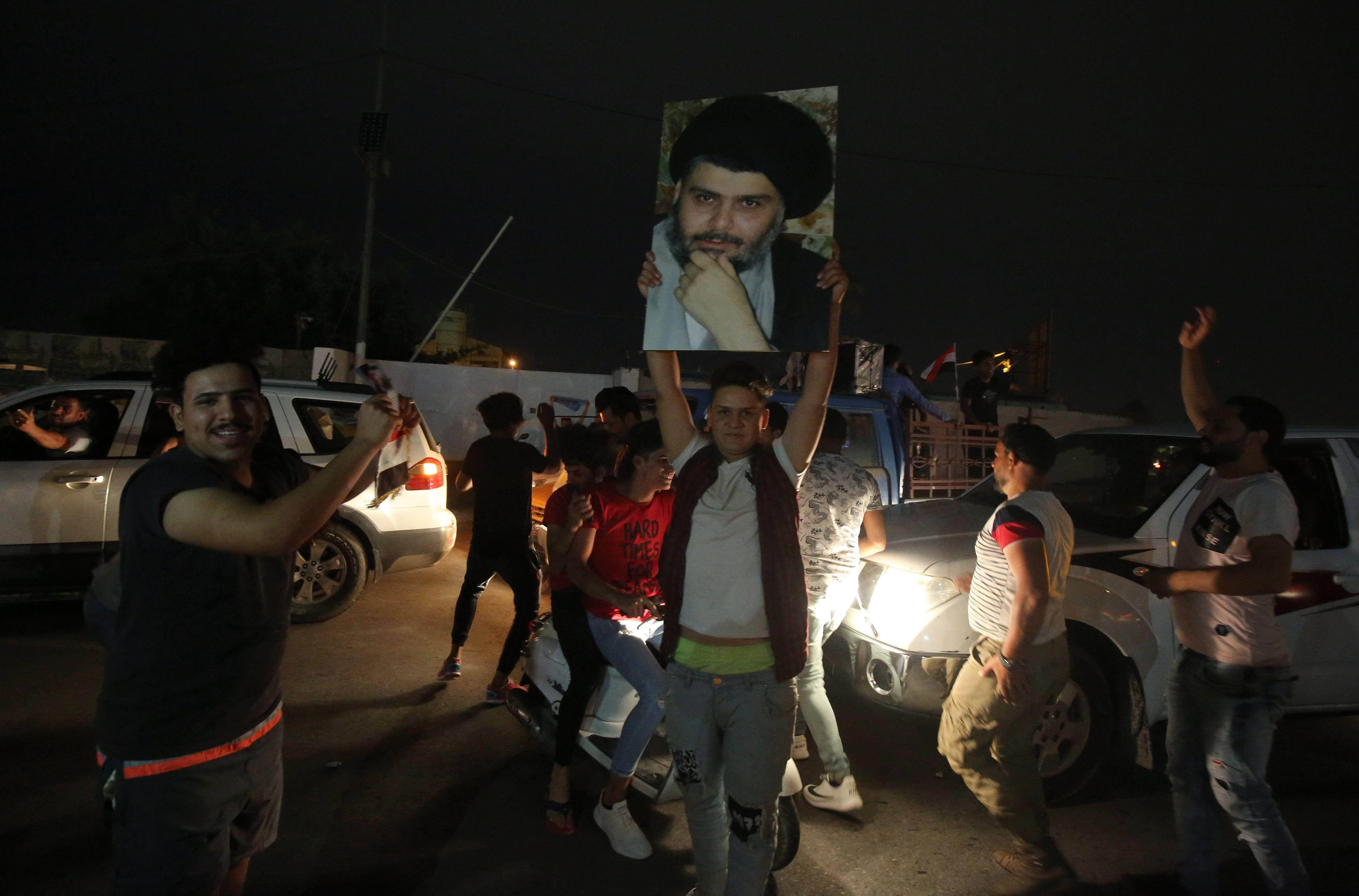 احتفالات فى العراق
