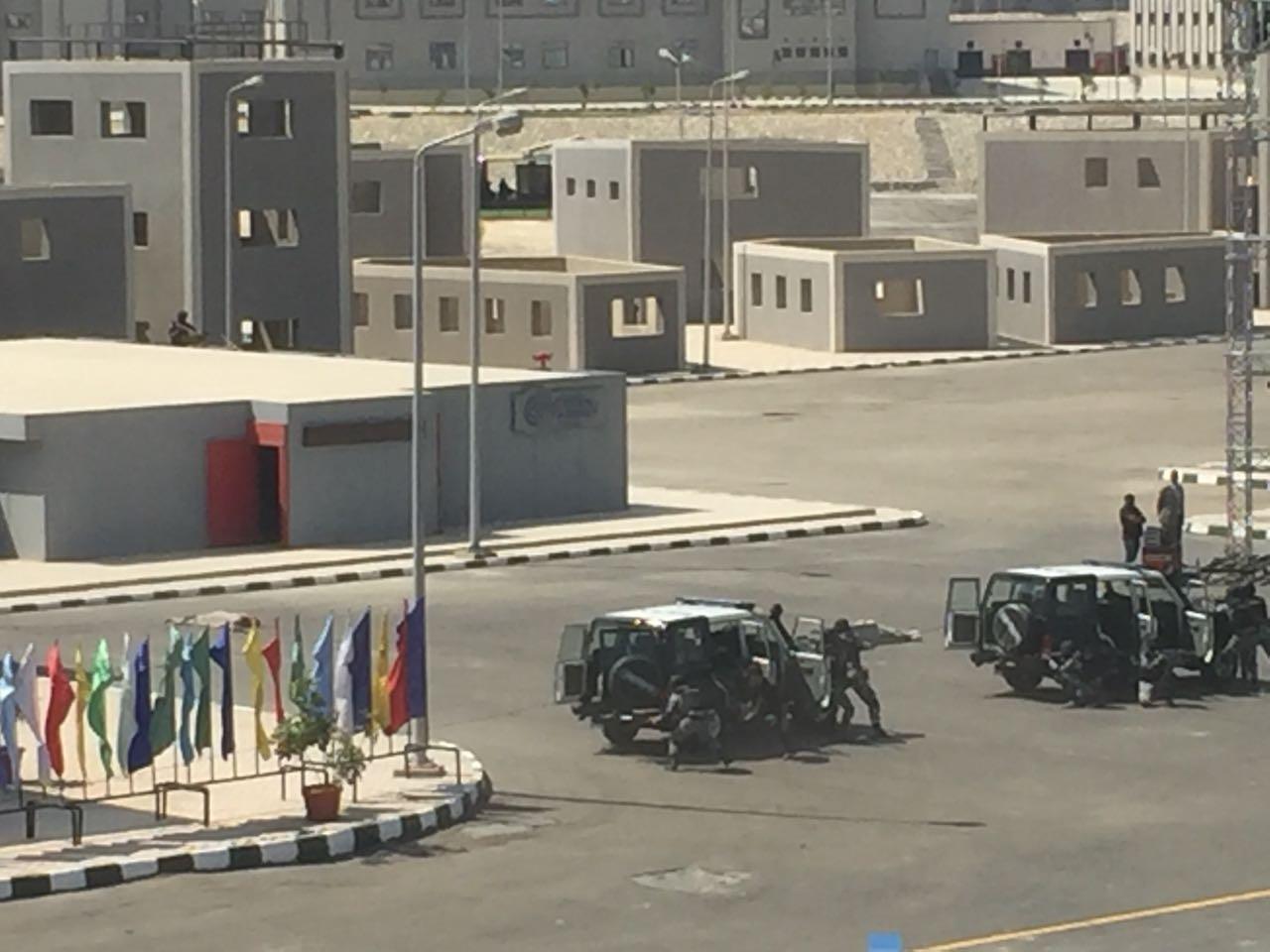 سيناريوهات للشرطة لمداهمة لعناصر الارهابية بحضور وزير الداخلية (4)