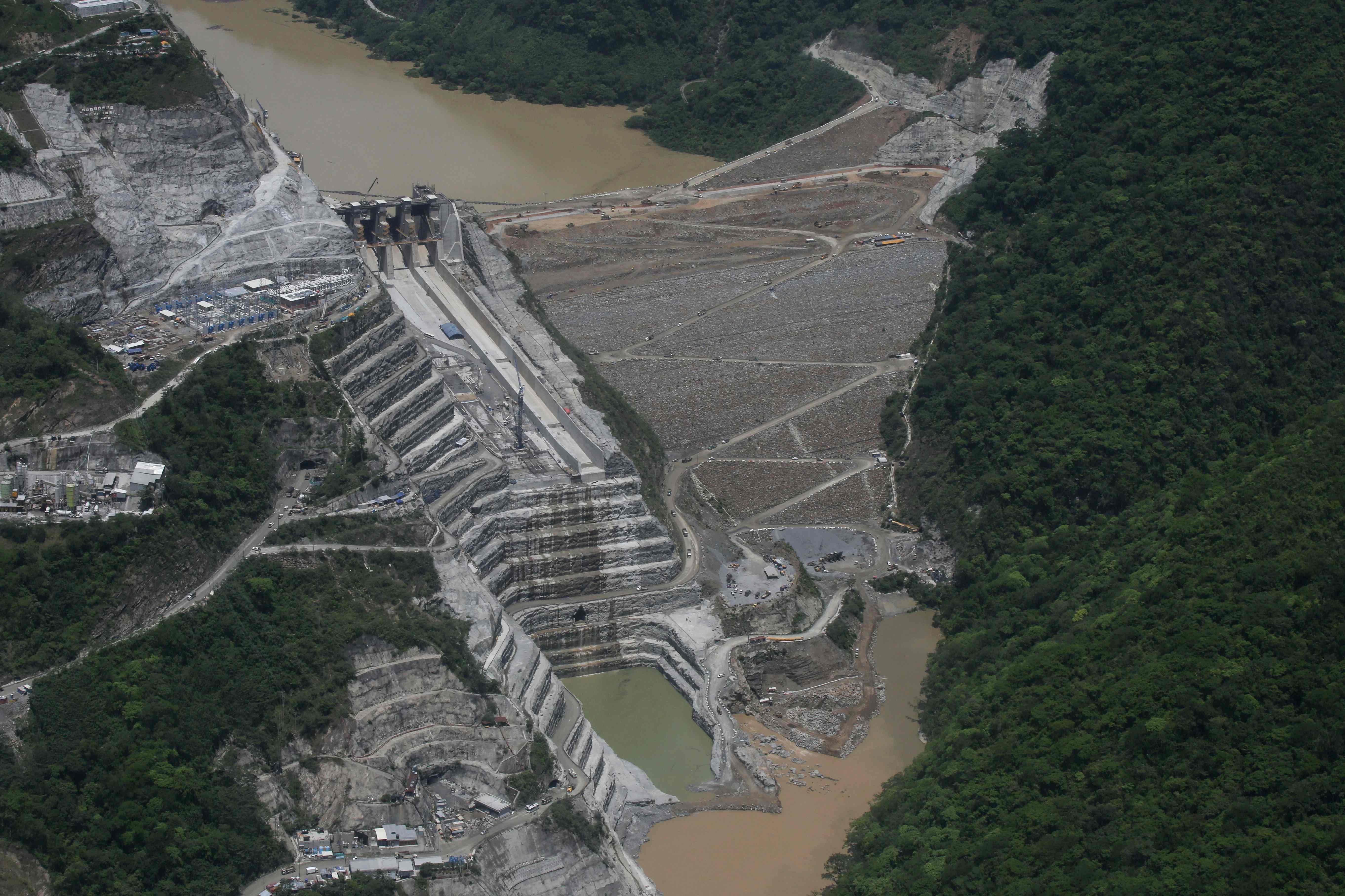 فيضانات نهر كاوكا