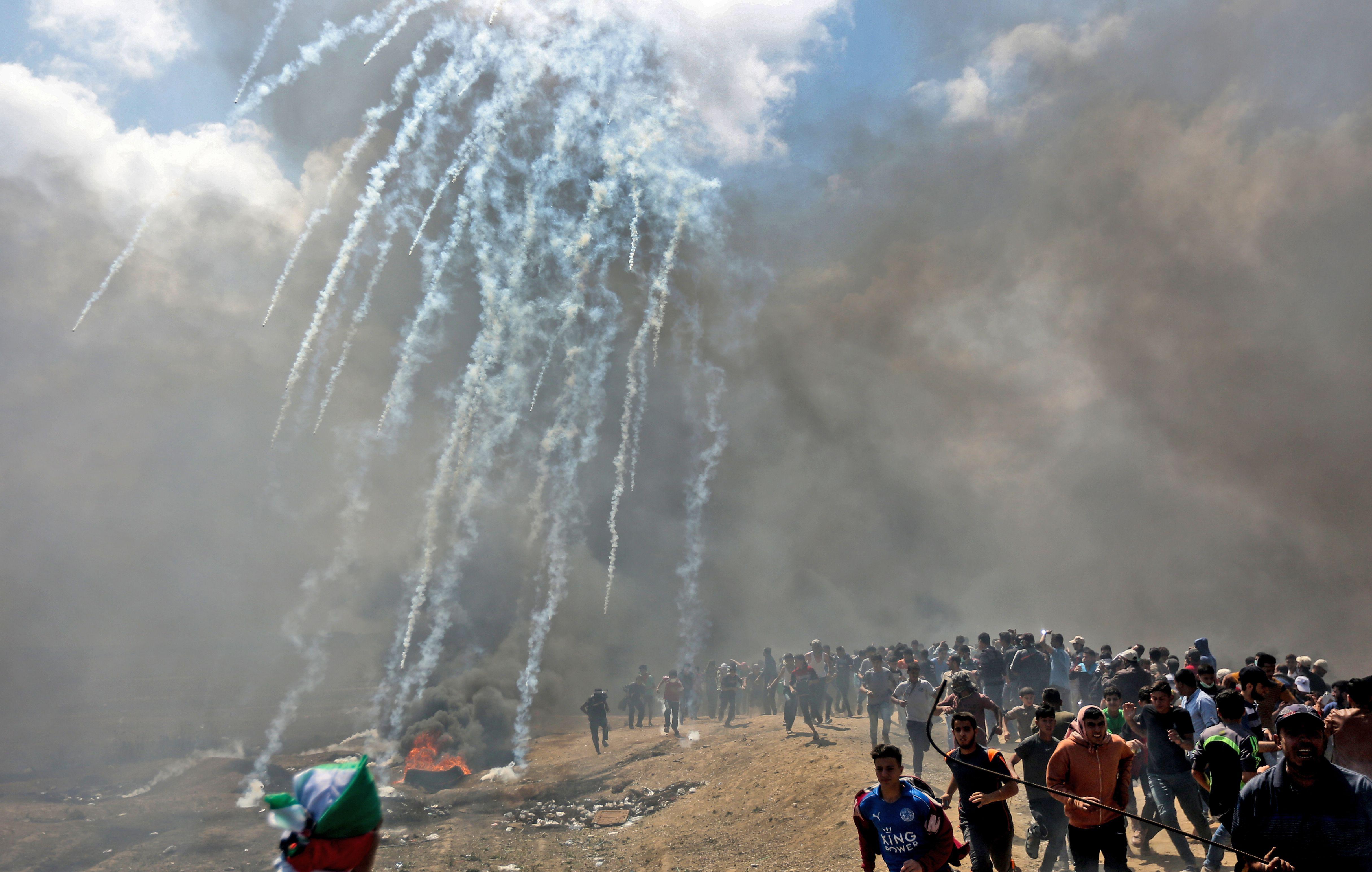 جرائم الاحتلال فى غزة