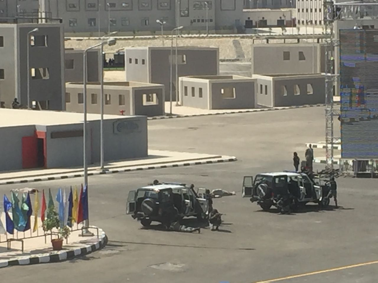 سيناريوهات للشرطة لمداهمة لعناصر الارهابية بحضور وزير الداخلية (3)