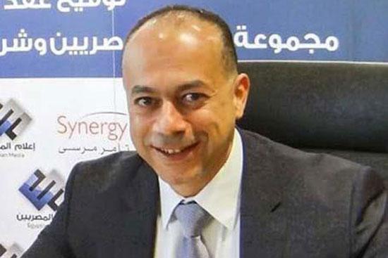 تامر مرسي رئيس مجلس إدارة إعلام المصريين (1)