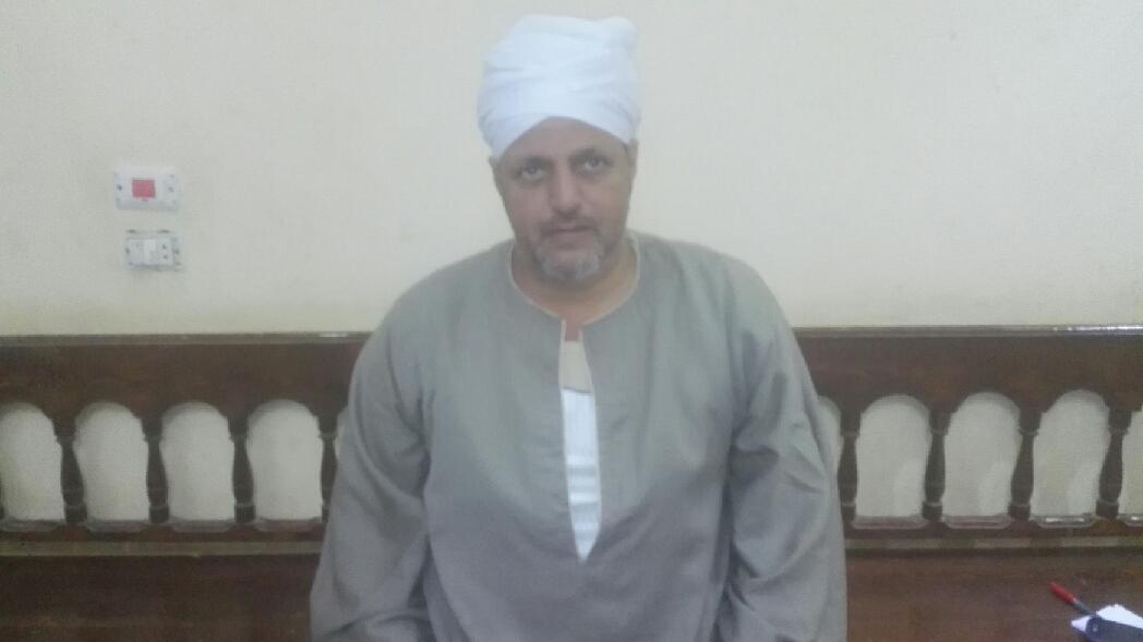 2- عبدالناصر سيد معافى من فيروس سي