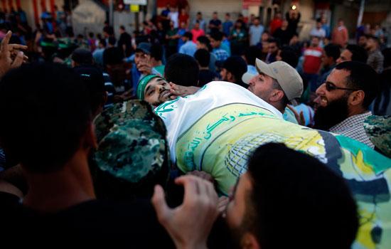 شهيد بقطاع غزة