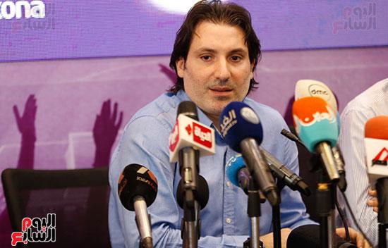 صور كوبر مؤتمر صحفى (10)